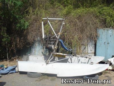 мотодельтаплан купить с лодки