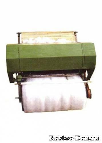 Станок для чистки шерсти