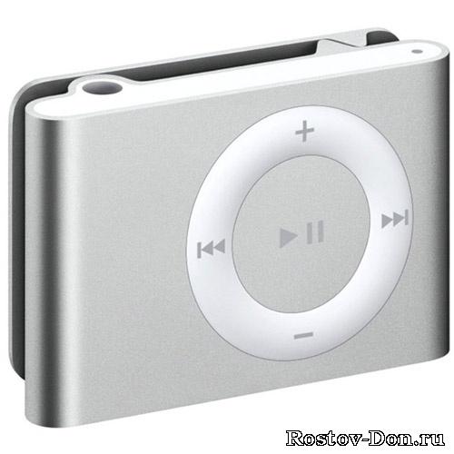 Инструкция ipod shuffle apple 6