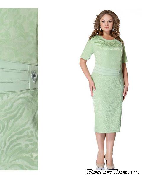 Недорогая одежда для полных женщин от 50 до 68 размера с БЕСПЛАТНОЙ доставкой по России в интернет-магазине LoriPrix