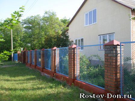 1 280 000 руб, продается 1-этажный дом, родионовка, продажа домов и коттеджей родионовка, неклиновский район