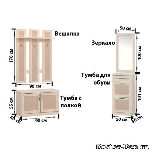 Инструкция по сборке мебель лазурит